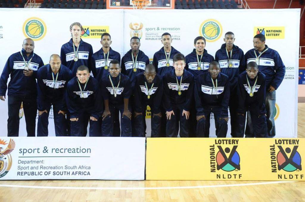 Boys U18 NC bronze